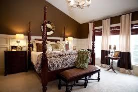 Chocolate Brown Bedroom Decorating Ideas Room Decorating Ideas - Red and cream bedroom designs