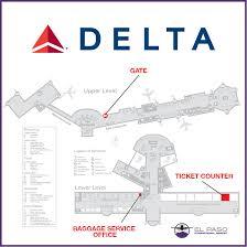 atlanta international airport map airlines