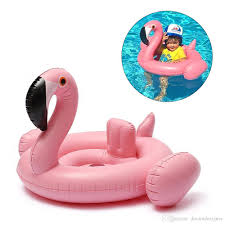 Inflatable Kids Pool 2017 Inflatable Baby Child Swimming Pool Swan Flamingo Seat