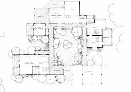 Courtyard Home by 37 Estate Home Plans With Courtyard Plans Courtyard House Design