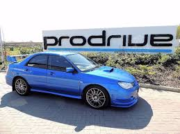 subaru honda subaru impreza gb270 wrx prodrive rare limited edition show car