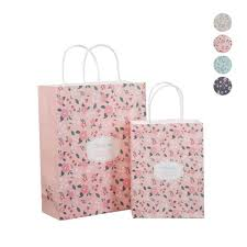 big gift bags party flower paper gift bag small big size kraft gift bags
