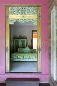 chambre bali villa warna bali i the colors with with the weathered wood
