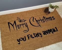 holiday doormats good day doormats