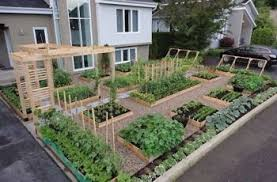 Inside Vegetable Garden by Recommended U2013 Garden Design