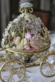 cinderella carriage centerpiece the original inspired by disney cinderella s fairytale