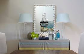 Mirror Over Dining Room Table - mirror on buffet table design ideas