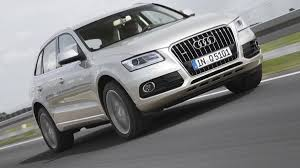 Audi Q5 Facelift - 2013 audi q5 drive review engine upgrades facelift boost the