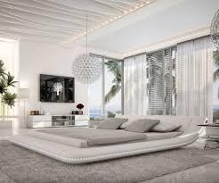 Schlafzimmer Beleuchtung Tipps Polsterbett Perfecta 180x200cm Weiss Bett Mit Led Beleuchtung