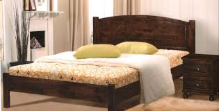 bed king size bed frame with headboard outstanding for wooden