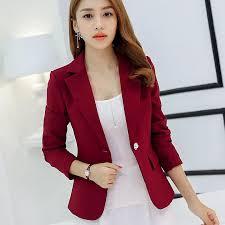 design of jacket suit women suit jackets work office outwear top blazer summer short