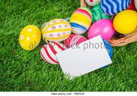 easter egg sale easter eggs sale coupon voucher stock photos easter eggs sale