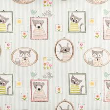 Pink Home Decor Fabric Pastel Fuzzy Faces Home Decor Fabric Hobby Lobby 1421056