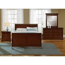 American Signature Furniture Bedroom Sets by Neo Classic Dresser And Mirror Cherry American Signature Furniture