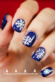30 amazing christmas nail art best pictures