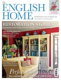 beautiful homes magazine the english home magazine bringing england home discountmags com
