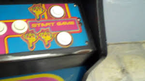 ms pac man mame 60 in 1 at the laundry mat youtube
