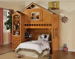 Loft Bunk Beds Bunk Beds With Loft Wood Ideal Bunk Beds With Loft