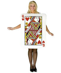 playing card queen of hearts costume queen of hearts halloween