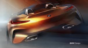 bmw z4 concept debuts u2013 production roadster in 2018 image 700496