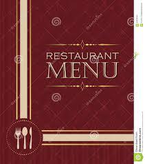 restaurants menu templates free restaurant menu design cover template in retro style 02 stock restaurant menu design cover template in retro style 02 stock vector image 56968356
