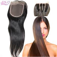 top closure us 29 8a 4x4 free shipping part peruvian hair lace front
