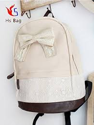 book bags with bows buy hot vintage lace bow floral pu leather leisure