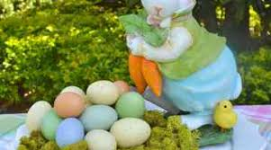 Easter decorating ideas for outside awesome spring front porch