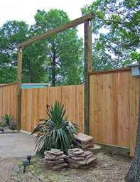 Types Of Backyard Fencing Wood Fencing