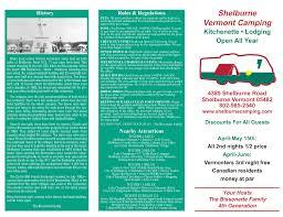 Vermont travel brochures images Shelburne camping area shelburne vermont jpg