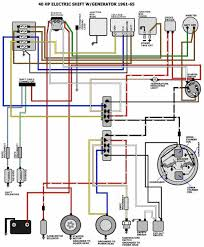 mercury outboard wiring diagram diagram gallery wiring diagram