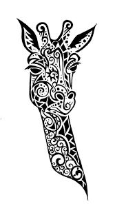 11 most giraffe designs