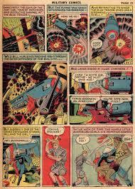 the blue tracer u2013 military comics 1 august 1941 steve lopez u0027s
