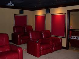 home theater basement basement home theater features