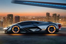 lamborghini jeep the lamborghini terzo millennio previews an electric future
