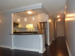 kitchen bar small kitchen breakfast bar marble countertop light