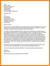 nursing application cover letter essay questions job interview