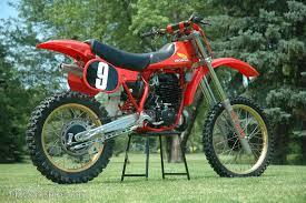 rc motocross bike 1981 honda rc250m