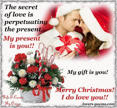 merry christmas love poems for girlfriend mypoems co