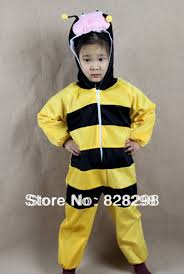 online shop children performance little bee halloween costume for