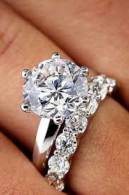 Engagement Rings And Wedding Bands by Get 20 Wedding Ring Set Ideas On Pinterest Without Signing Up