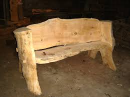 Rustic Outdoor Bench Plans Rustic Wood Benches Wooden Bench For The Casa Pinterest