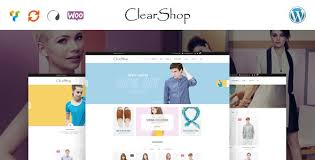 Sho Clear clear shop wonderful responsive woocommerce theme clear shop