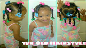 natural hair styles for 1 year olds cute hairstyle for little girls 1 year old toddler hairstyle