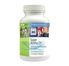 purium master amino acid pattern purium amino 23 1000mg 150 tablets health