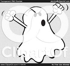halloween bats transparent background cartoon of a halloween ghost spooking royalty free vector