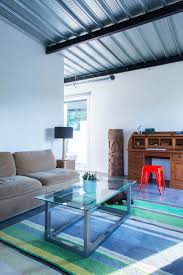artist s shipping container home in french countryside collect this idea un dernier voyage by spray architecture 4