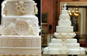 wedding cake kate middleton best royal wedding cakes of prince william and kate middleton