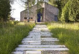 pavimentazione in ghiaia pavimenti per esterni i materiali naturali casa e trend