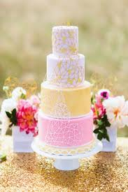 how much is a wedding cake 21 gorgeous geometric cakes for your modern wedding brit co